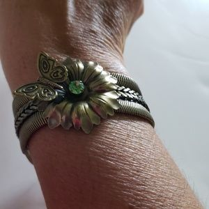 Antique looking bracelet